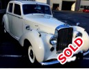 1950, Bentley Mark VI, Antique Classic Limo