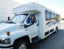 2007, GMC C5500, Mini Bus Shuttle / Tour, Glaval Bus
