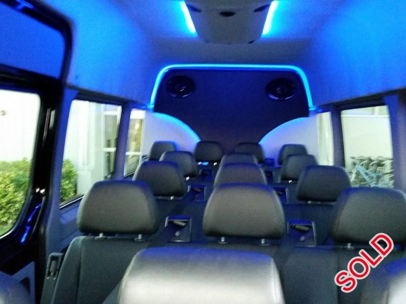 Used 2013 Mercedes-Benz Sprinter Van Shuttle / Tour OEM - Coral Springs, Florida - $27,875