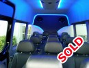 2013, Mercedes-Benz Sprinter, Van Shuttle / Tour, OEM