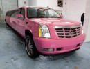 2007, Cadillac Escalade, SUV Stretch Limo, Galaxy Coachworks