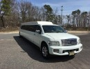 Used 2006 Infiniti QX56 SUV Stretch Limo  - Egg Harbor Township, New Jersey    - $18,000