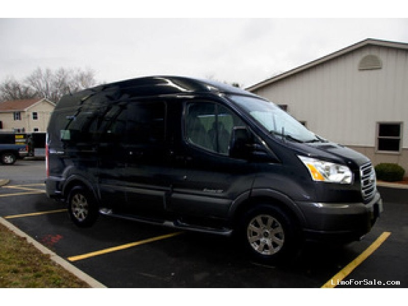 Used 2015 Ford Transit Van Limo  - canfield, Ohio - $43,900