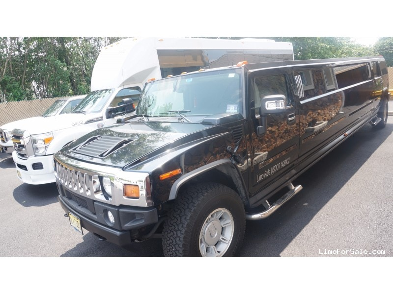 used 2007 hummer h2 suv stretch limo executive coach builders 48 999 limo for sale. Black Bedroom Furniture Sets. Home Design Ideas