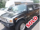 Used 2007 Hummer H2 SUV Stretch Limo Executive Coach Builders - $44,250