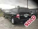 Used 2007 Ford Expedition XLT SUV Stretch Limo Tiffany Coachworks - spokane - $29,750