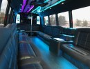 2008, International 3200, Mini Bus Limo, Designer Coach