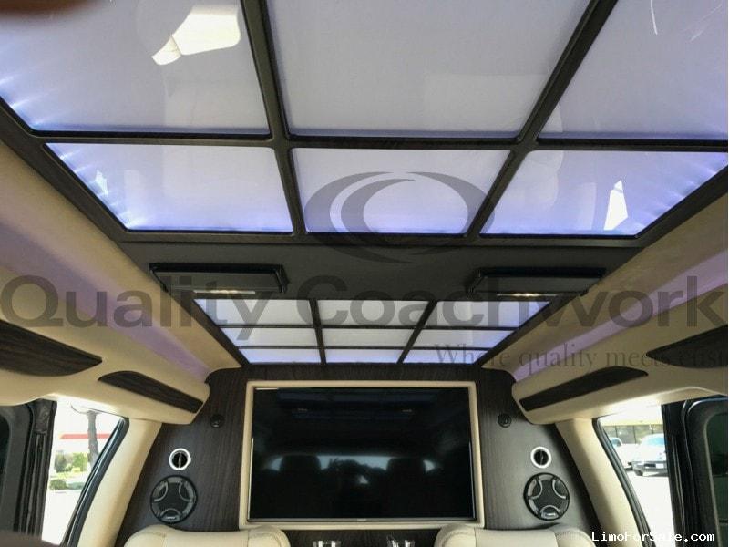 2016 Yukon Denali For Sale >> New 2016 GMC Yukon Denali SUV Limo Quality Coachworks - Ontario, California - Limo For Sale