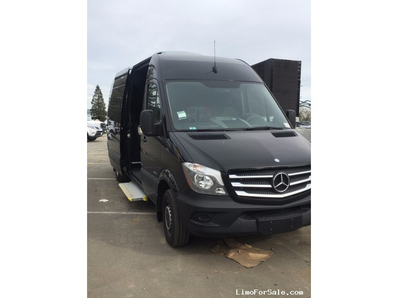 Used 2016 Mercedes-Benz Sprinter Van Limo  - santa rosa, California - $83,000