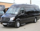 2014, Mercedes-Benz Sprinter, Van Shuttle / Tour, Tiffany Coachworks