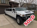 2007, Hummer H2, SUV Stretch Limo, Westwind