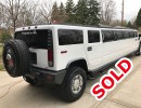 Used 2007 Hummer H2 SUV Stretch Limo Westwind - Justice, Illinois - $39,900