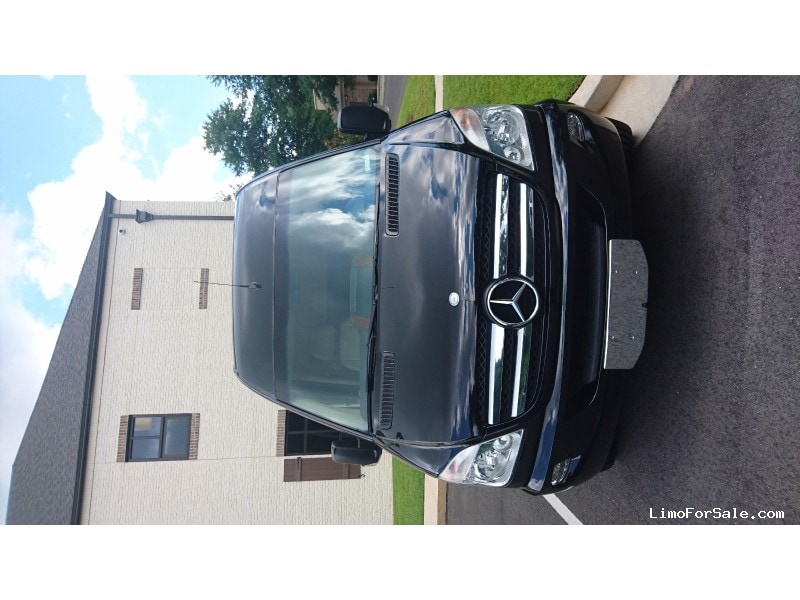 Used 2012 Mercedes-Benz Sprinter Van Limo Midwest Automotive Designs - Mobile, Alabama - $79,995