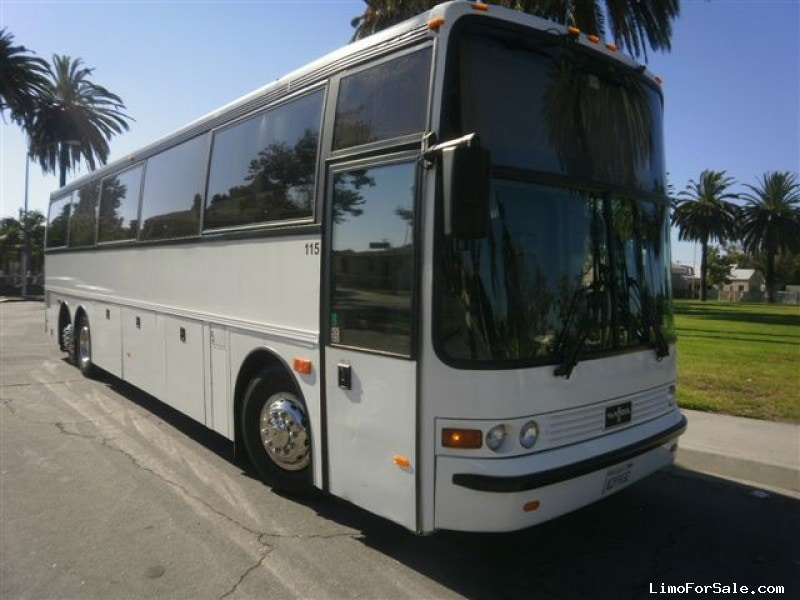 Used 1998 Van Hool M11 Motorcoach Limo  - Los angeles, California - $38,995