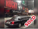 2007, Lincoln Town Car, Sedan Stretch Limo, Executive Coach Builders