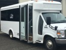 2014, Ford E-450, Mini Bus Limo, LGE Coachworks