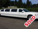 2004, Lincoln Town Car L, Sedan Stretch Limo