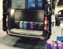 New 2017 Mercedes-Benz Sprinter Van Shuttle / Tour McSweeney Designs - Oaklyn, New Jersey    - $85,550