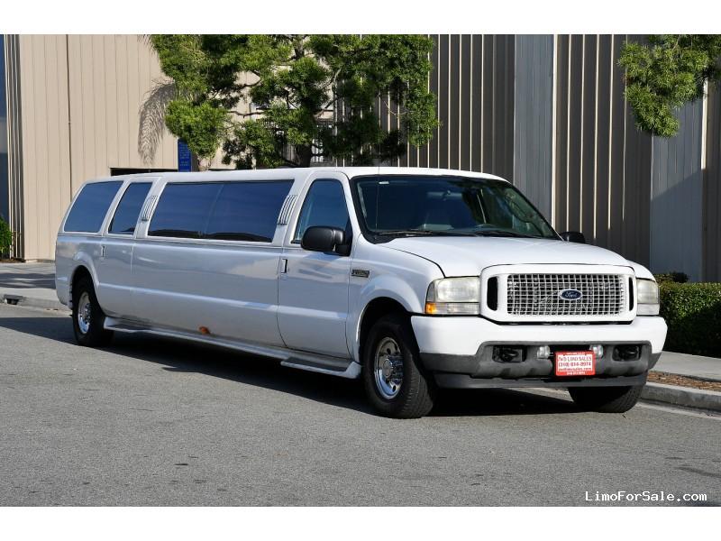 Used 2004 Ford Excursion SUV Stretch Limo Tiffany Coachworks - Fontana, California - $11,995