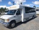 Used 2002 Ford E-450 Mini Bus Shuttle / Tour Champion - Santa Rosa Beach, Florida - $14,500