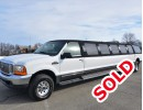 2001, SUV Stretch Limo, Westwind