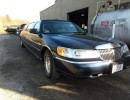 2001, Lincoln Town Car, Sedan Stretch Limo, Royale