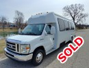 Used 2011 Ford E-450 Mini Bus Shuttle / Tour Ameritrans - Wyoming, Michigan - $16,900