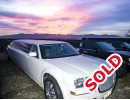 2008, Chrysler 300, Sedan Stretch Limo