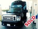 Used 2013 Ford E-450 Mini Bus Shuttle / Tour Tiffany Coachworks - Huntington Beach, California - $28,500