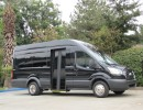 2015, Ford Transit, Van Shuttle / Tour