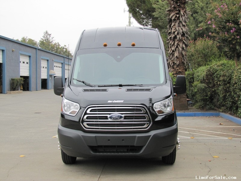 new 2015 ford transit van shuttle tour chico california 47 500 limo for sale. Black Bedroom Furniture Sets. Home Design Ideas