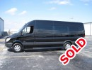 Used 2013 Mercedes-Benz Sprinter Van Limo Executive Coach Builders - Ozark, Missouri - $59,500