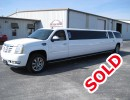 2007, Chevrolet Accolade, SUV Stretch Limo, Executive Coach Builders
