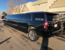 Used 2015 Cadillac Escalade SUV Stretch Limo Pinnacle Limousine Manufacturing - Aurora, Colorado - $83,900