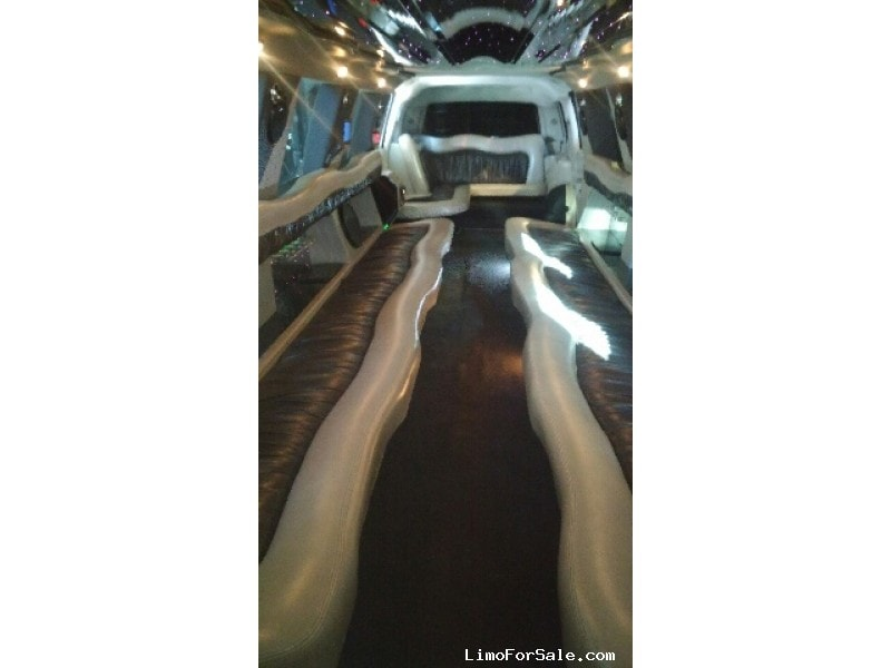 Used 2004 Cadillac Escalade EXT SUV Stretch Limo Krystal - Baton rouge, Louisiana - $17,000