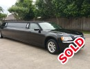 2012, Chrysler 300, Sedan Stretch Limo, Imperial Coachworks