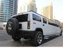 Used 2007 Hummer H2 SUV Stretch Limo American Custom Coach - Dubai