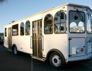 2004, Freightliner XB, Trolley Car Limo