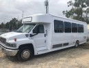 2014, GMC C5500, Trolley Car Limo