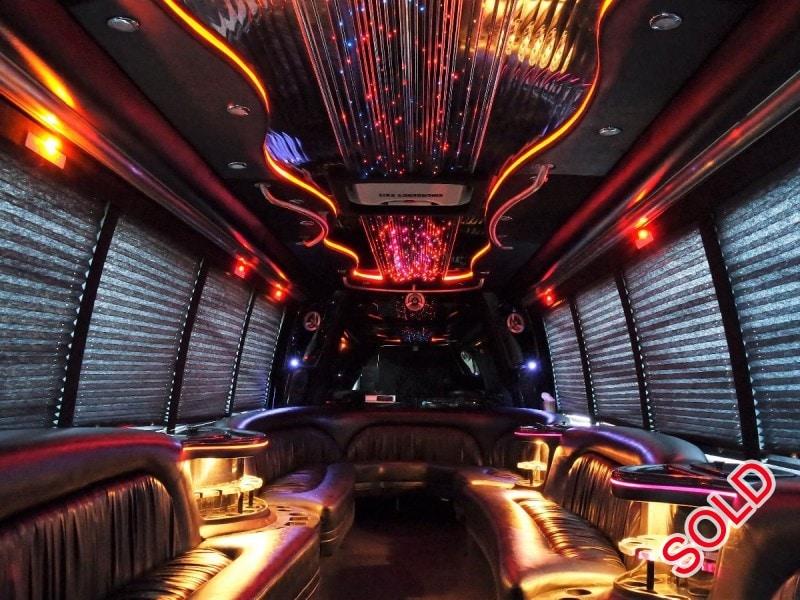 Used 2007 International 3200 Motorcoach Limo Krystal - North East, Pennsylvania - $48,900