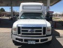 2008, Ford F-550, Mini Bus Shuttle / Tour, Krystal