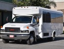 2009, Chevrolet C5500, Mini Bus Limo, Glaval Bus
