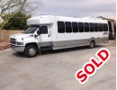 2006, Chevrolet C5500, Mini Bus Shuttle / Tour, Turtle Top