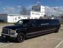 2002, Ford Excursion XLT, SUV Stretch Limo, Royale