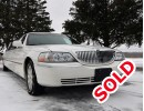 2004, Lincoln Town Car L, Sedan Stretch Limo, Great Lakes Coach