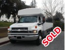 2007, Chevrolet C5500, Mini Bus Shuttle / Tour, Champion