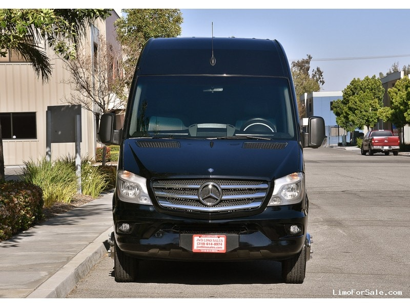 Used 2014 Mercedes-Benz Sprinter Van Limo  - Fontana, California - $59,995