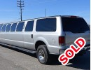 Used 2005 Ford Excursion SUV Stretch Limo  - North East, Pennsylvania - $14,900