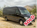 2014, Mercedes-Benz Sprinter, Van Limo, Grech Motors