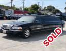 Used 2008 Lincoln Town Car Sedan Stretch Limo Lime Lite Coach Works - Santa Clara, California - $6,500